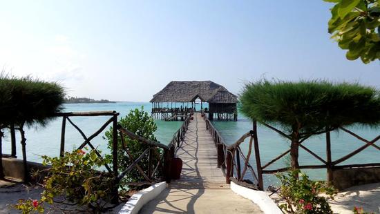 Reef & Beach Resort - 18 Popup navigation