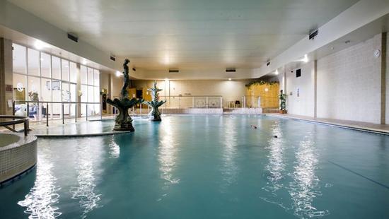 Sheldon Park Hotel & Leisure Centre - 12 Popup navigation