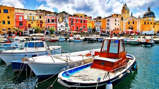 Ischia a Neapol - 2 Popup navigation