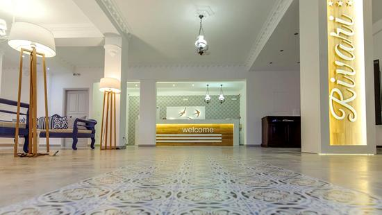 Rivari Hotel - 4 Popup navigation