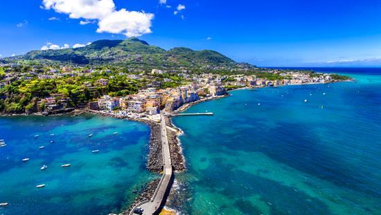 Ischia a Neapol - 3 Popup navigation