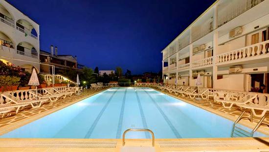 Gouvia Hotel - 17 Popup navigation