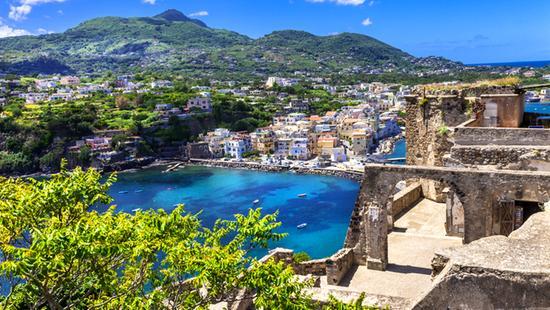 Ischia a Neapol - 4 Popup navigation