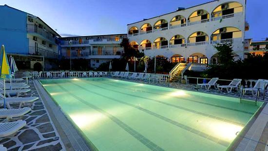 Gouvia Hotel - 16 Popup navigation