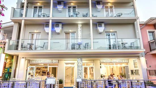 Palotel Luxury Hotel - 4 Popup navigation