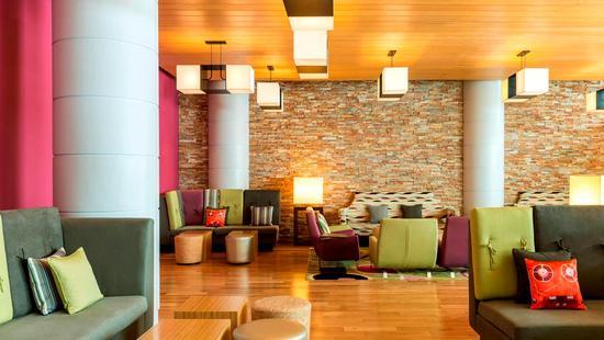 Hotel Aloft Abu Dhabi - 22 Popup navigation