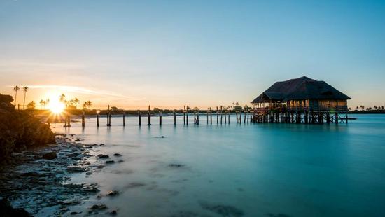 Reef & Beach Resort - 8 Popup navigation