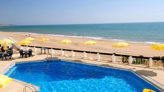 Holiday Inn Algarve - 15 Popup navigation