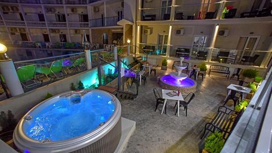 Palotel Luxury Hotel - 17 Popup navigation