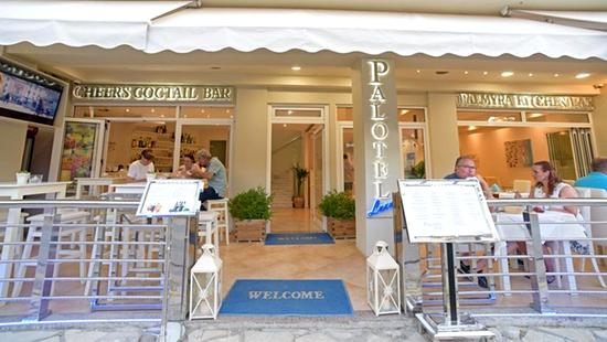 Palotel Luxury Hotel - 5 Popup navigation