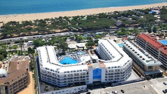 Aqua Hotel Aquamarina & Spa - 2 Popup navigation