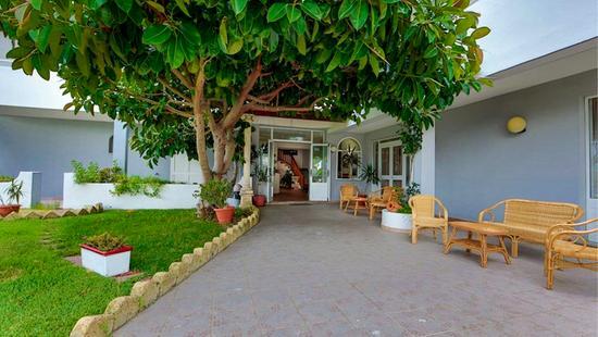 Hotel Villa Rita - 9 Popup navigation