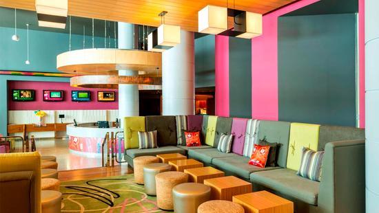 Hotel Aloft Abu Dhabi - 18 Popup navigation