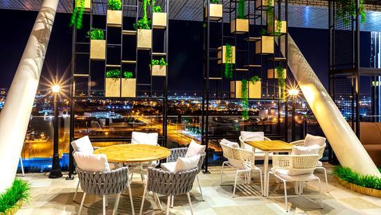 Hotel Aloft Abu Dhabi - 3 Popup navigation