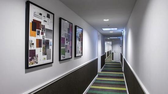 Absalon Hotel & Annex - 21 Popup navigation