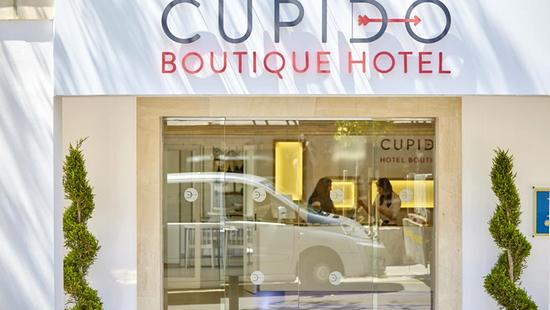 Cupido Boutique Hotel - 1 Popup navigation