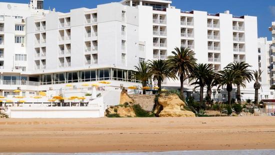 Holiday Inn Algarve - 21 Popup navigation
