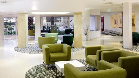 Holiday Inn Algarve - 4 Popup navigation