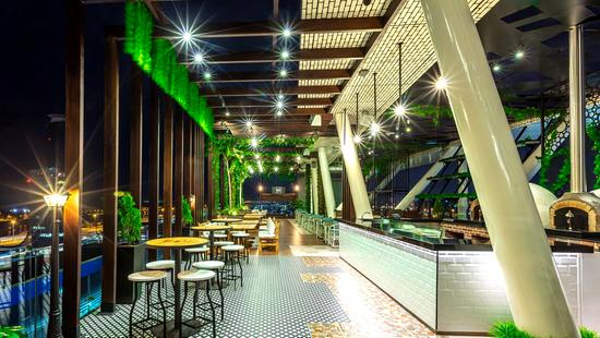 Hotel Aloft Abu Dhabi - 7 Popup navigation
