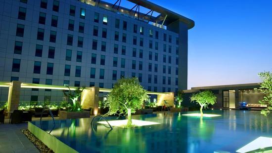 Hotel Aloft Abu Dhabi - 1 Popup navigation
