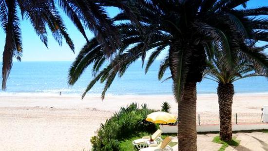 Holiday Inn Algarve - 3 Popup navigation