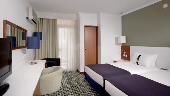 Holiday Inn Algarve - 8 Popup navigation