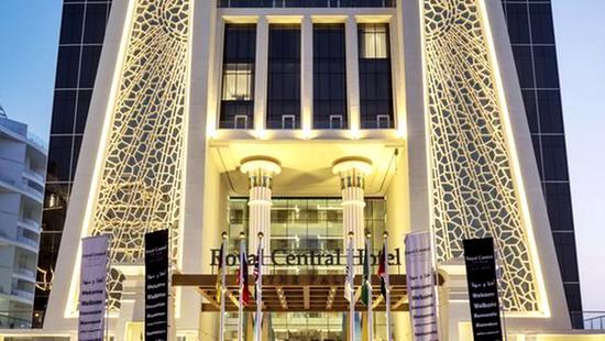 Royal Central Palm Jumeirah - 2 Popup navigation