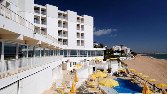 Holiday Inn Algarve - 2 Popup navigation