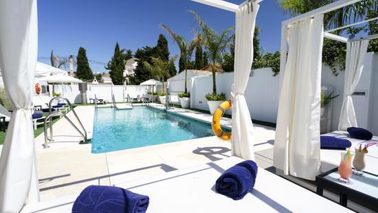 Costa del Sol Luxury Boutique Hotel - 25 Popup navigation