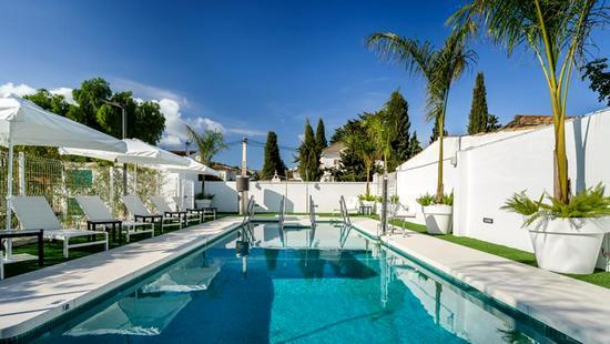 Costa del Sol Luxury Boutique Hotel - 20 Popup navigation