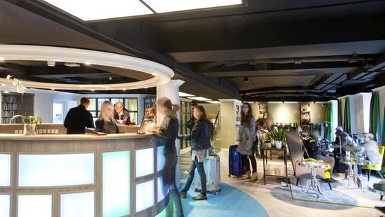 Absalon Hotel & Annex - 22 Popup navigation