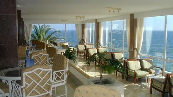 Holiday Inn Algarve - 16 Popup navigation