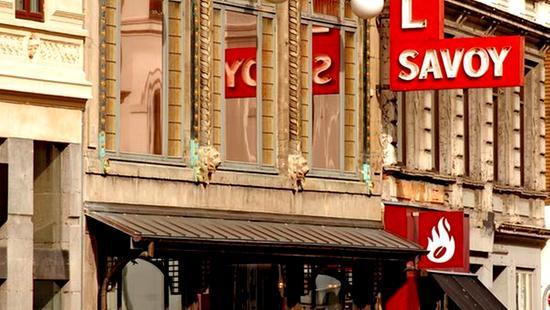 Savoy Kopenhagen - 12 Popup navigation