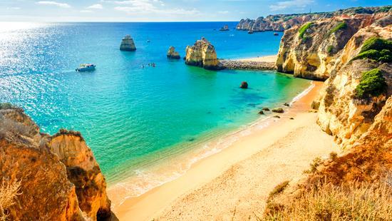 Holiday Inn Algarve - 24 Popup navigation