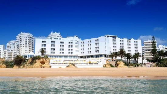 Holiday Inn Algarve - 20 Popup navigation
