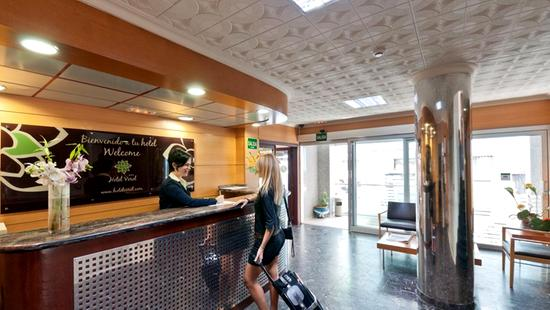 Hotel Verol - 5 Popup navigation