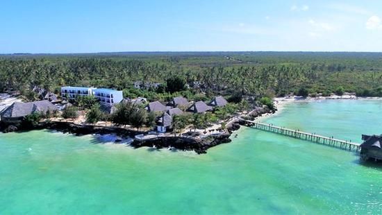 Reef & Beach Resort - 9 Popup navigation