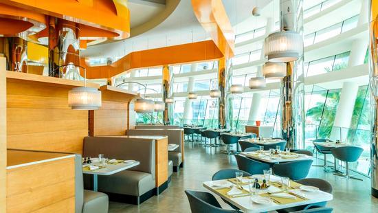 Hotel Aloft Abu Dhabi - 10 Popup navigation