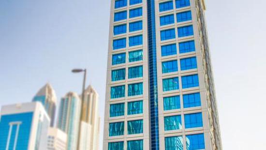 TRYP by Wyndham Abu Dhabi City Center - 1 Popup navigation