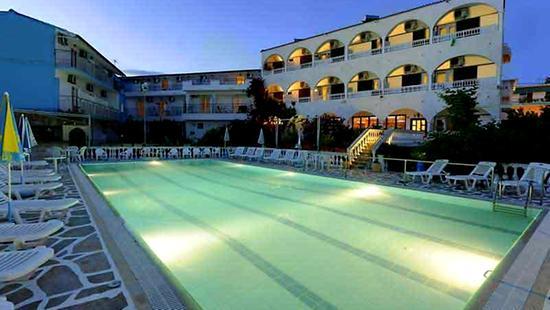 Palotel Luxury Hotel - 18 Popup navigation