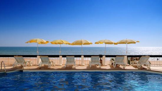 Holiday Inn Algarve - 13 Popup navigation