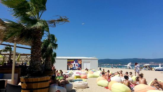 Lion Sunny Beach - 14 Popup navigation