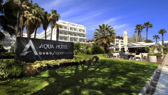 Aqua Hotel Aquamarina & Spa - 1 Popup navigation