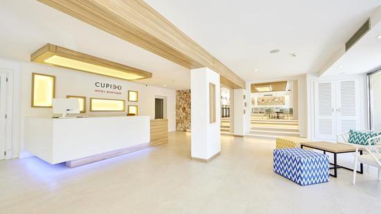 Cupido Boutique Hotel - 6 Popup navigation
