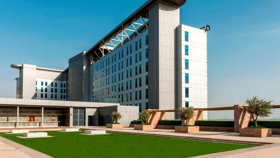 Hotel Aloft Abu Dhabi - 2 Popup navigation