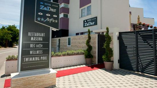 Hotel ZaDar - 11 Popup navigation