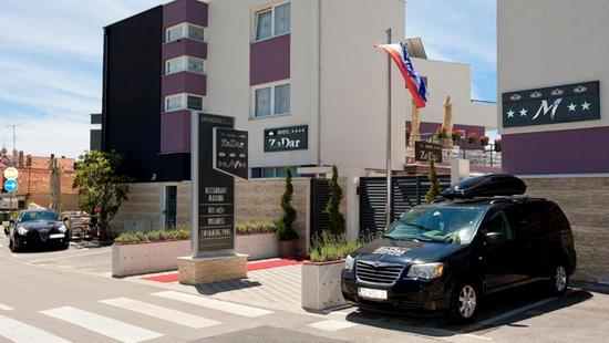 Hotel ZaDar - 10 Popup navigation